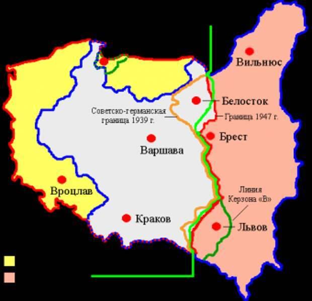 Польша уже нагуляла аппетит