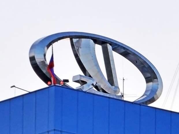 Продажи АВТОВАЗа снизились из-за проблем с поставщиками