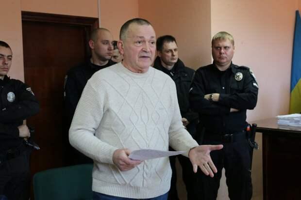 В Киеве осужден глава минздрава российского Крыма