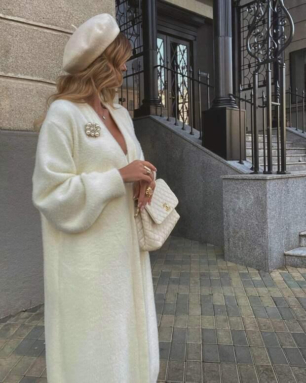 Модные кардиганы, которые носят все модницы в этом году