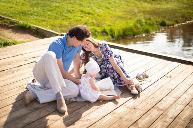 «Рожать будем только вместе», – объявил будущий муж