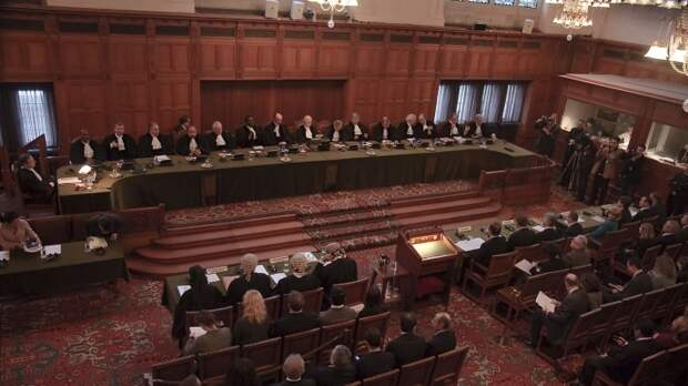 Международный суд ООН для таких разбирательств не подойдет
