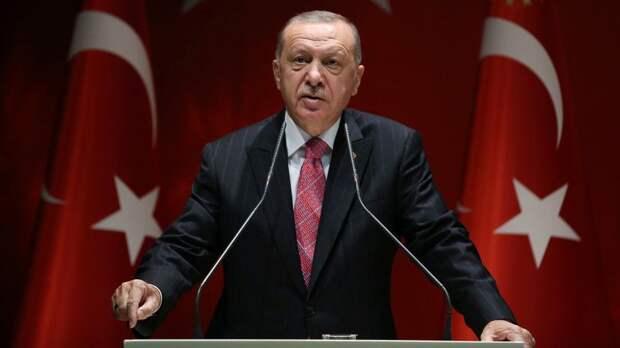 Эрдоган и Трамп обсудили ситуацию в Восточном Средиземноморье