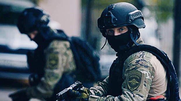 Спецподразделения МВД России. Экзамен на выносливость