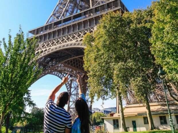 Самые популярные места для фотографирования у туристов всего мира