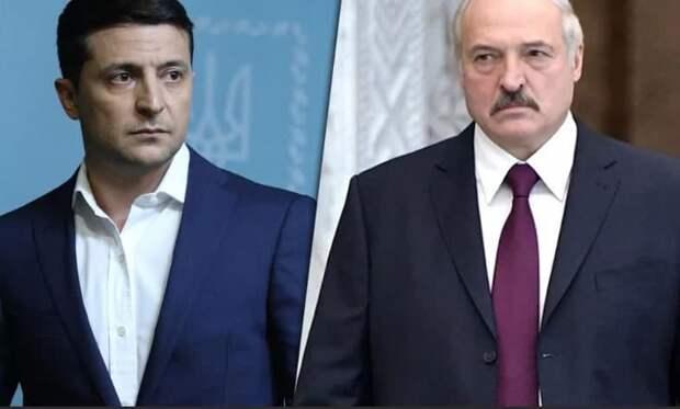 Лукашенко посоветовал Зеленскому заниматься своими проблемами на место