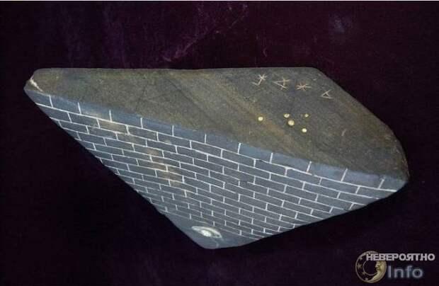Невероятные каменные артефакты Элиаса Сотомайора