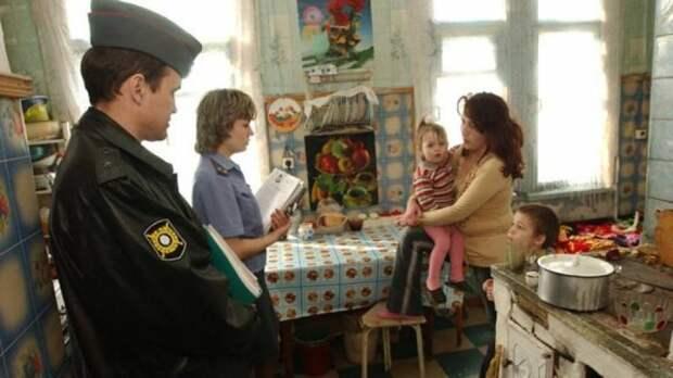 Ювенальщики с большой дороги: как отобрать ребенка