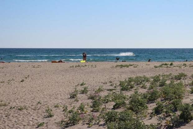 Погода в Крыму на 30 июля: без осадков и тепло до +33