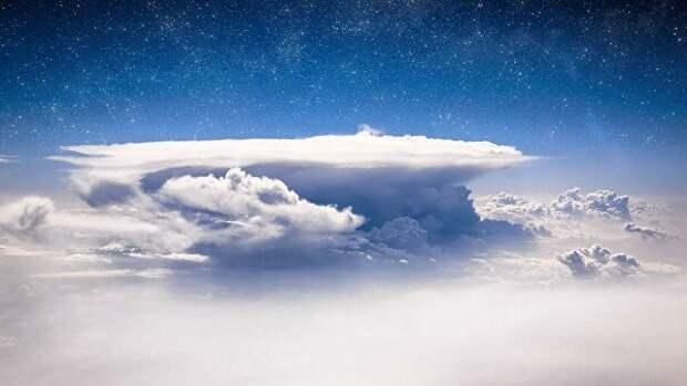 Исследователь заявил о рекордной концентрации углекислого газа в воздухе
