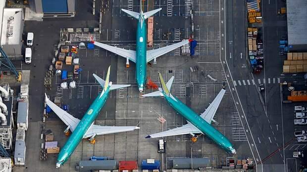 737 MAX срезал у Boeing $1 млрд Чистая прибыль корпорации упала в первом квартале на 13%