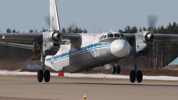 Российский пилот нелестно отозвался о состоянии самолётов Ан-26