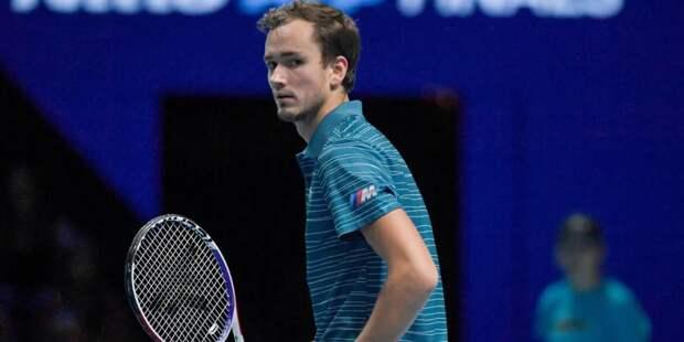 Медведев прошел в полуфинал US Open