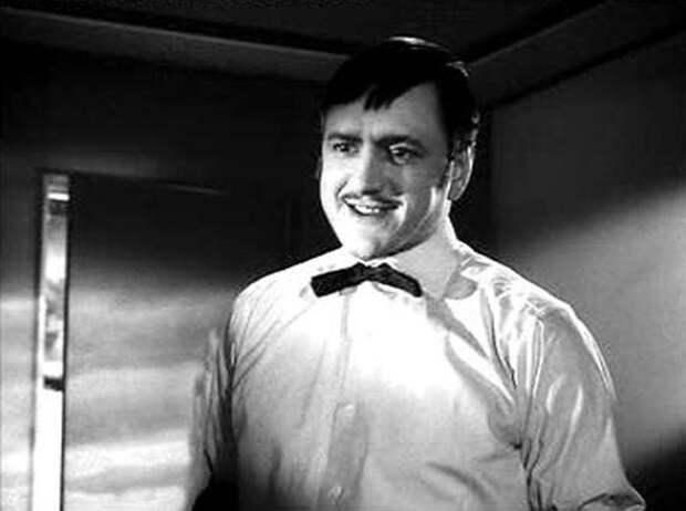 Юрий Чулюкин в фильме *Деловые люди*, 1962 | Фото: kino-teatr.ru