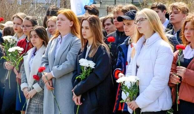 «Восточный Порт» ижители Врангеля почтили память Виктора Васяновича