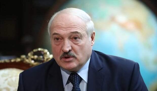 Лукашенко обратился к белорусам с заявлением об уходе