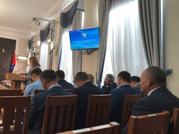 Губернатор Севастополя отстранил «главных прогульщиков» от заседаний и посадил на их места журналистов