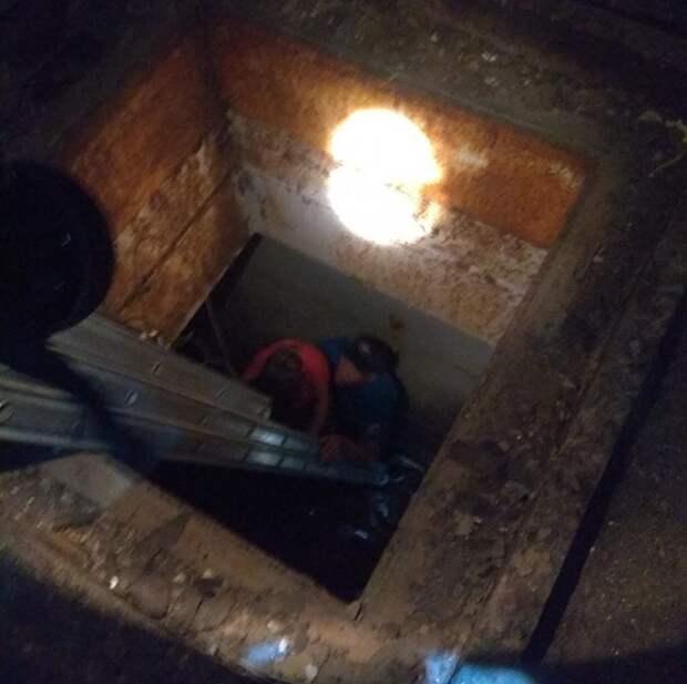 Туристка из Воронежа с ребенком упала в шахту заброшенной Крымской АЭС