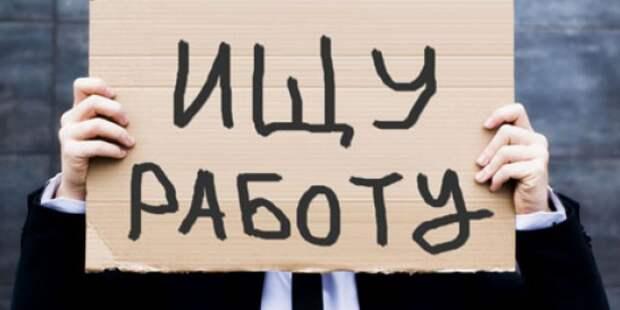 Безработных в Москве стало меньше