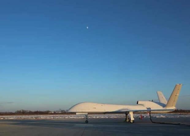 Китайский реактивный ударный беспилотник совершил первый полет