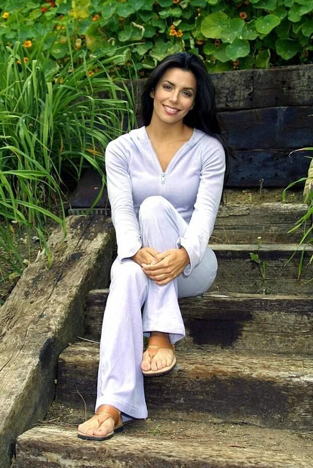 Актриса Ева Лонгория во всей своей красе.