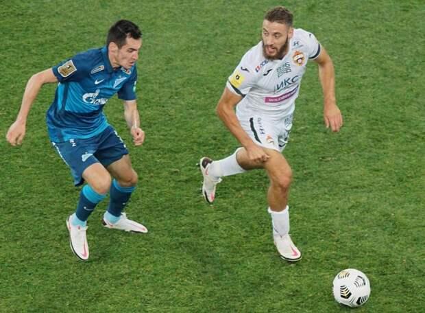 Виктор Трембач: Влашич – это топ, он здорово поможет «Зениту» в Лиге чемпионов