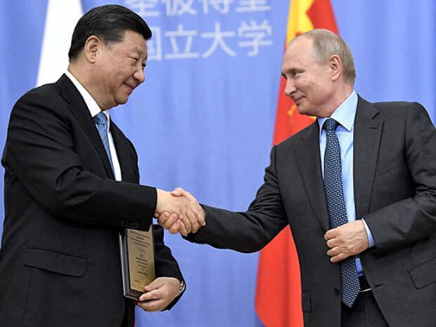 США объяснили, почему России грозит ухудшение отношений с Китаем