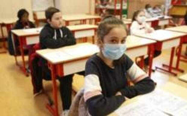 Школьные каникулы в Москве продлят из-за пандемии