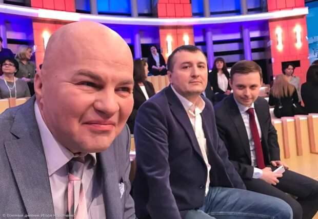 Мои вопросы украинским экспертам