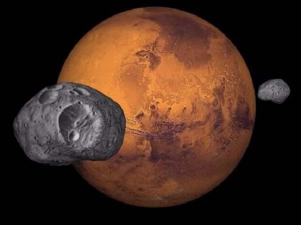 Исследуем Марс — четвертую планету Солнечной системы