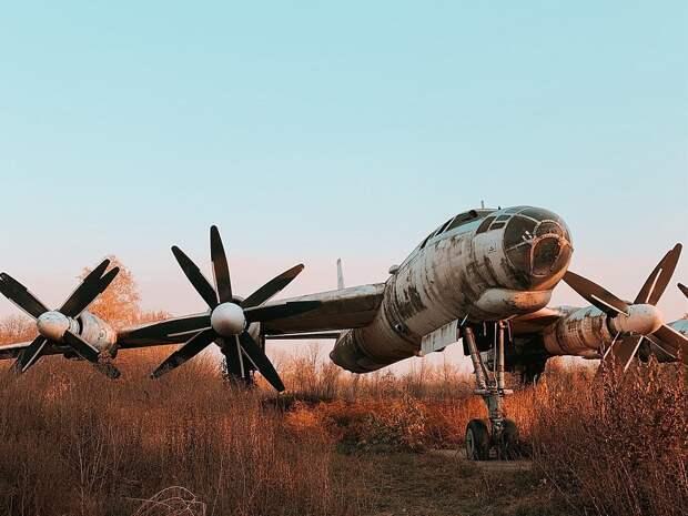 Украинская судьба Ту-95МС