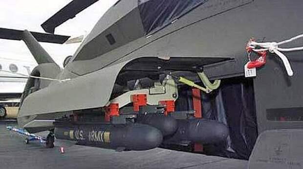 Прогресс и провал. Технологии проекта RAH-66 Comanche