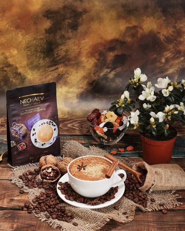 Nechaev Family Club: натуральный кофе!