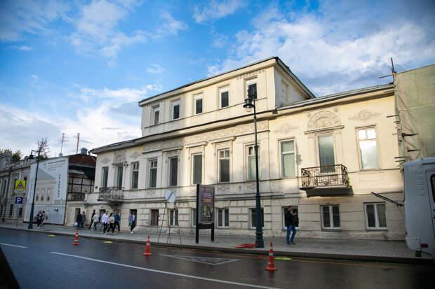 В Москве предлагают в льготную аренду помещение в усадьбе Шубиных