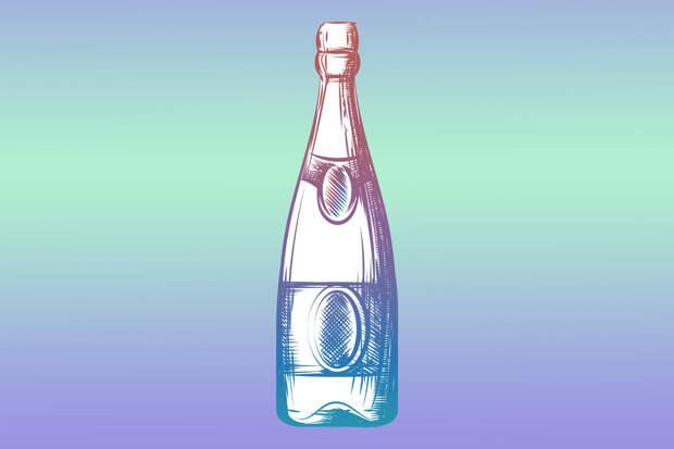 Гликемический индекс шампанского