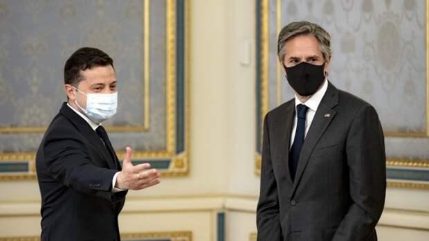 Блинкен заявил о намерениях США защищать Украину от России