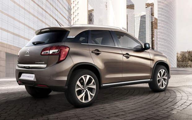 Peugeot и Citroen отзывают в России более 15 тысяч машин