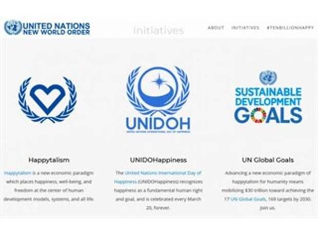 Счастье по Грефу. ООН объявила о начале Нового мирового порядка