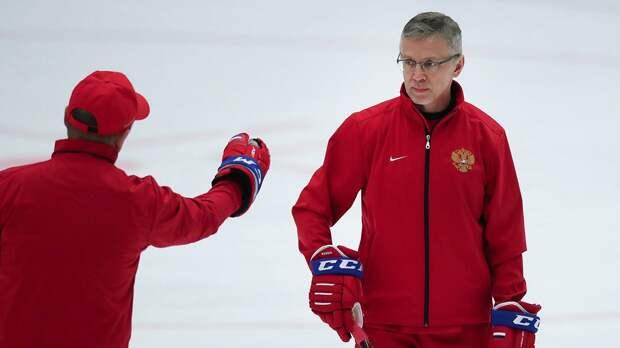 Ларионов объяснил свои слова окоррупции вМХЛ иВХЛ