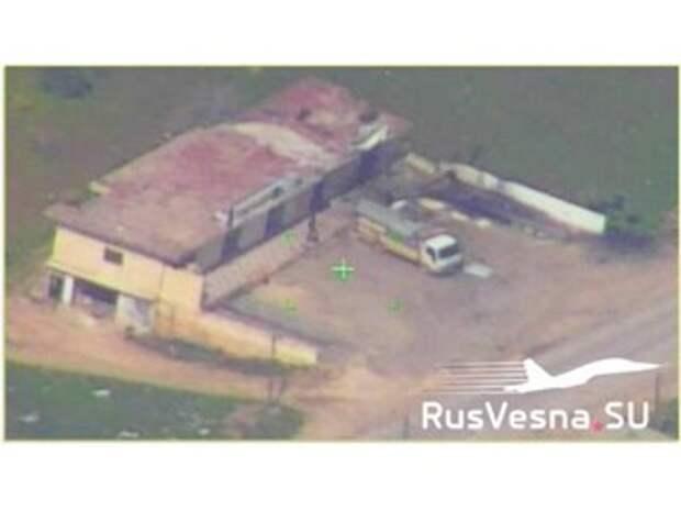 Боевики готовят авиаудар под видом ВКС России