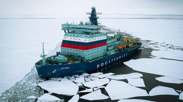 От слов к делу. Росатом начинает работу по освоению Северного морского пути