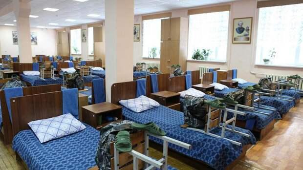 Ульяновские суворовцы могли подхватить паразитов через насвай