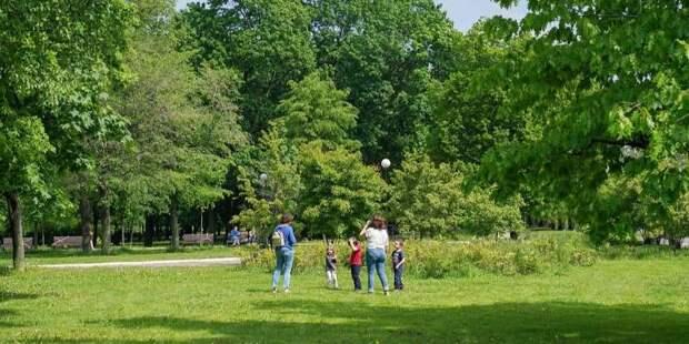 Новый фотопроект «Мы — про парки» стартует в столице к юбилею Мосгорпарка