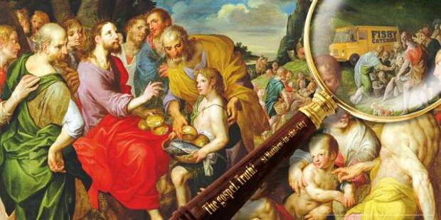St Matthew-in-the-City: Catering, St Matthew-in-the-city, M&c Saatchi, Печатная реклама