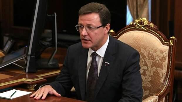 Самара через Instagram-фильтр: куда смотрит губернатор Азаров перед выборами