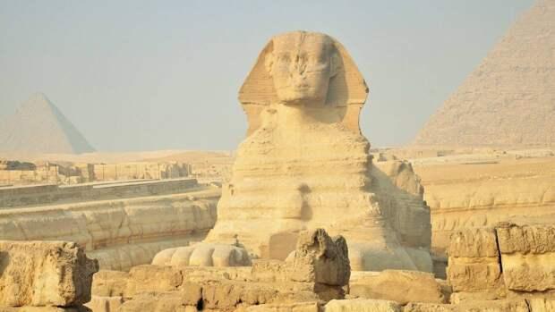 Британцы продали на аукционе оказавшиеся египетскими артефактами садовые статуи