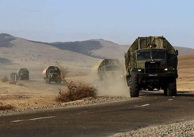 В Бурятии военные поставят понтонную переправу на лето
