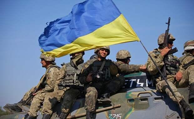 НаУкраине заявили об«очень сильном ударе» поРоссии