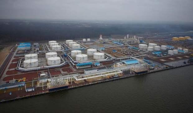 На10,6% увеличила Россия производство СПГ за5 месяцев 2020