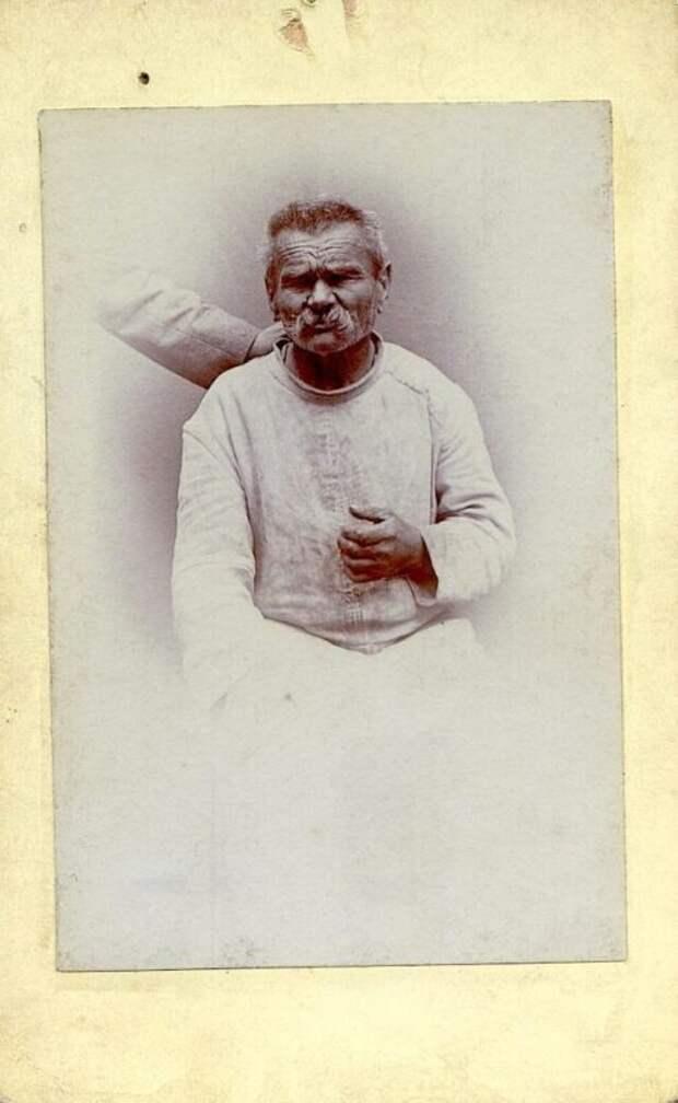 18 портретов пациентов психиатрической больницы конца 19 века